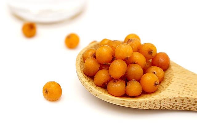 奇跡の果実サジー 栄養素