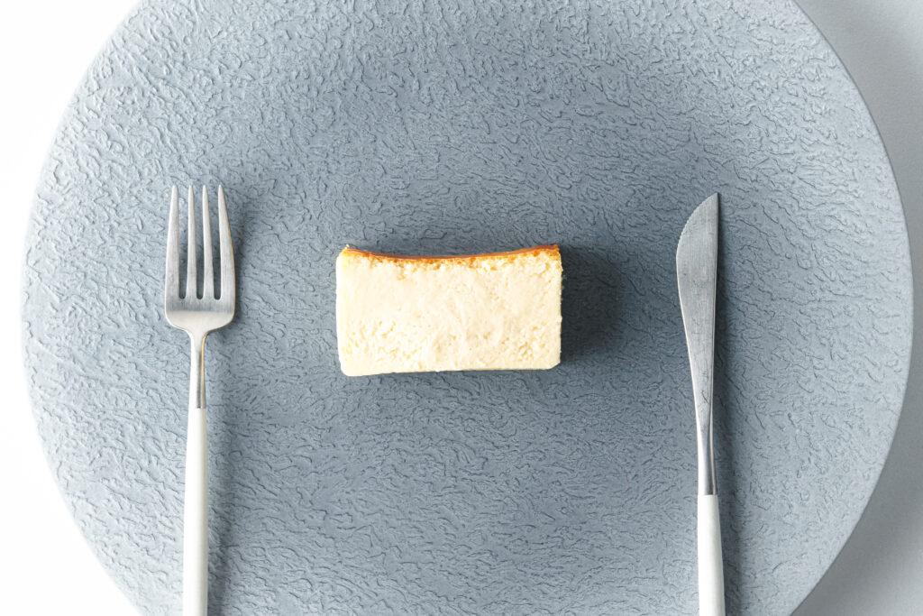 チーズケーキホリックのチーズケーキ