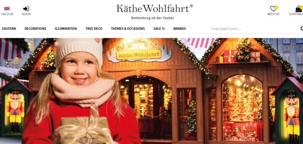 ドイツローテンブルグのおすすめ Xmas shop「Käthe Wohlfahrt」