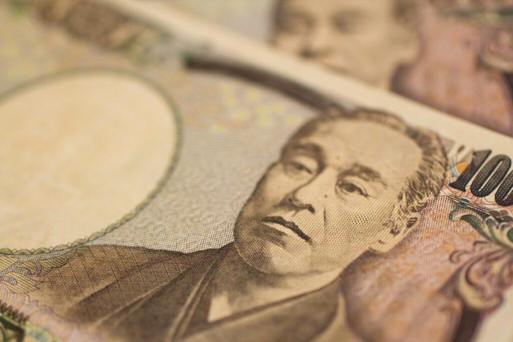 日本の銀行口座 外貨送金  日本円